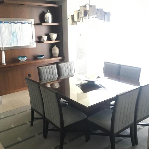 Aria dining